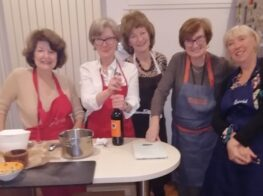 The Paris Cook Club: Connecting through Cooking...