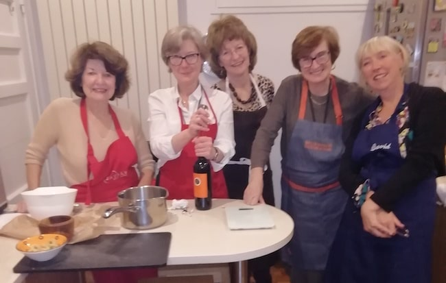The Paris Cook Club: Connecting through Cooking
