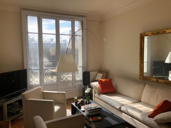 For Sale: Pied-à-terre in Montmartre