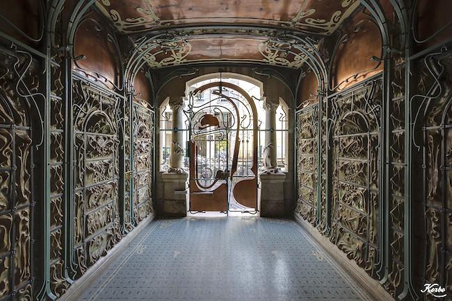 Hector Guimard: Art Nouveau Pioneer in Paris