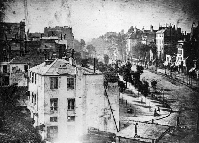 19th Century French Photographers: Louis Daguerre