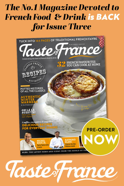 Taste of France issue three