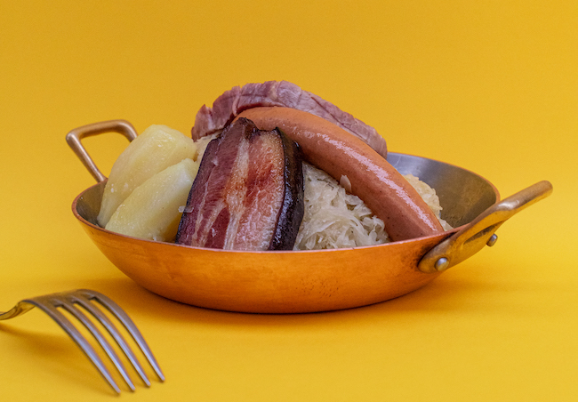 Choucroute is Back! How to Make the Traditional Alsace Dish