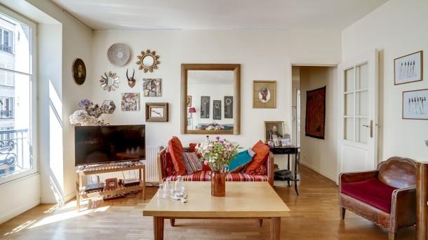 For Sale: Apartment at the Foot of Sacré-Cœur