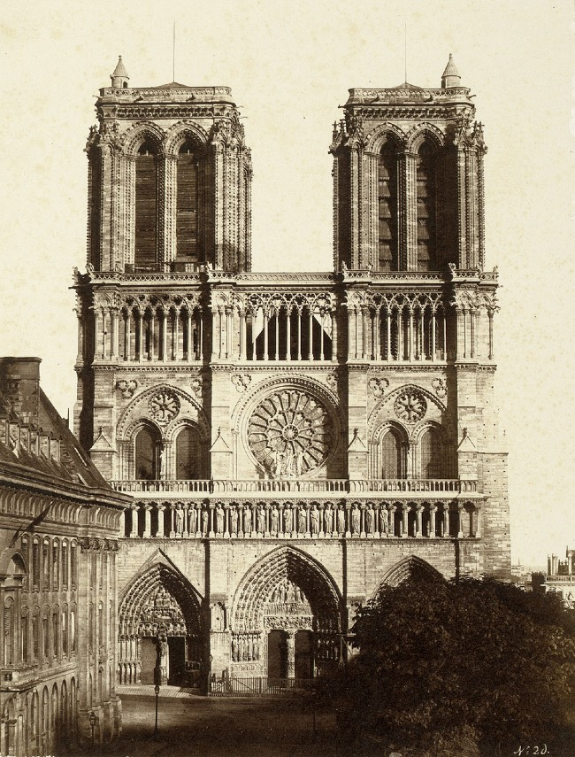19th Century French Photographers: Henri Le Secq and Charles Nègre