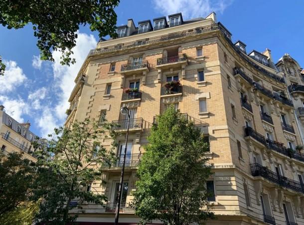 For Sale: Haussmannian Apartment in Montmartre
