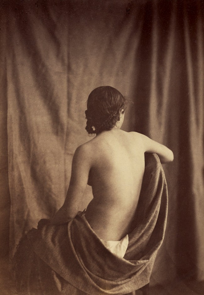 Durieu and Delacroix: Photographing and Painting Nudes