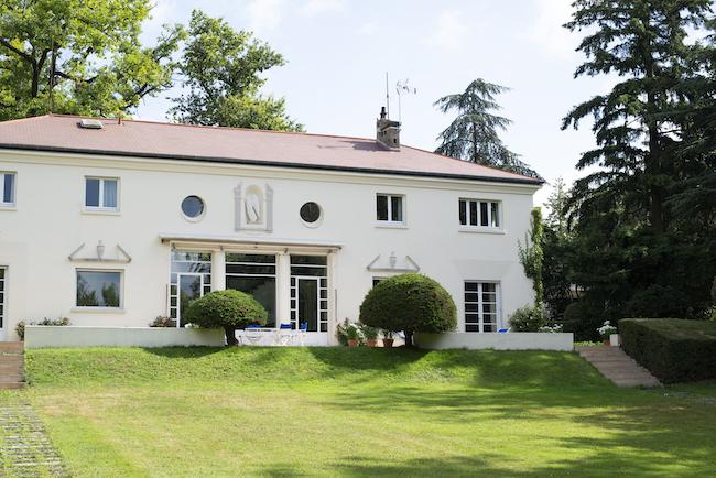 Villa L'Ange Volant: Gio Ponti's Italian Haven in Paris