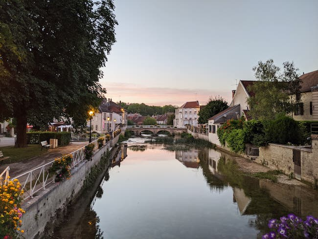 Essoyes en Champagne: Beloved Home of Renoir, and a Lovely Place to Visit