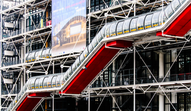 5 Things to Know about the Centre Pompidou Closing