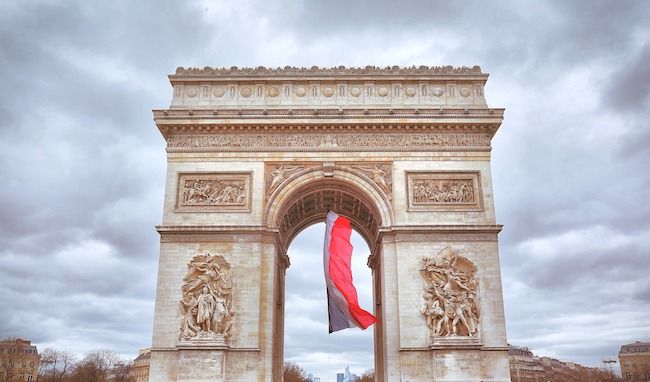 All You've Ever Wanted to Know about the Arc de Triomphe