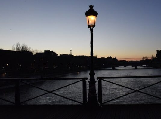 Paris After Curfew: A Photo Odyssey by Meredith Mu...