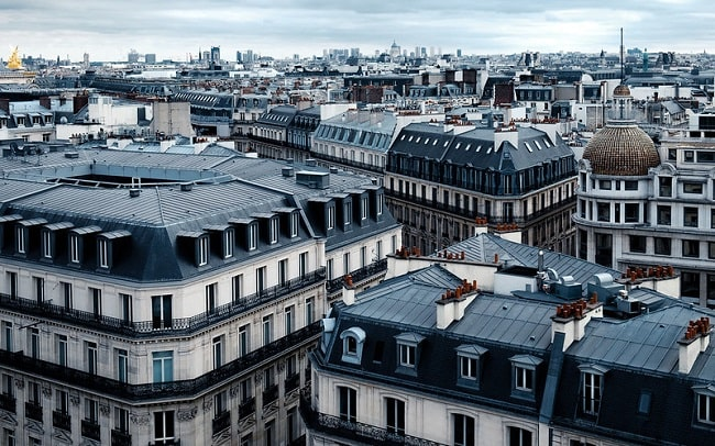 Should the Zinc Rooftops of Paris Get UNESCO Recognition?