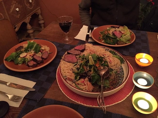 The Paris Cook Club: Fusion Food