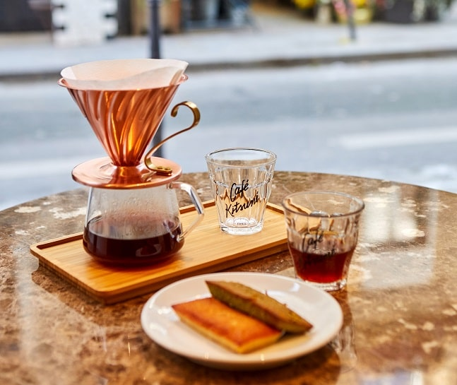 Café Kitsuné, Dupin, Micho: Table Talk in Paris