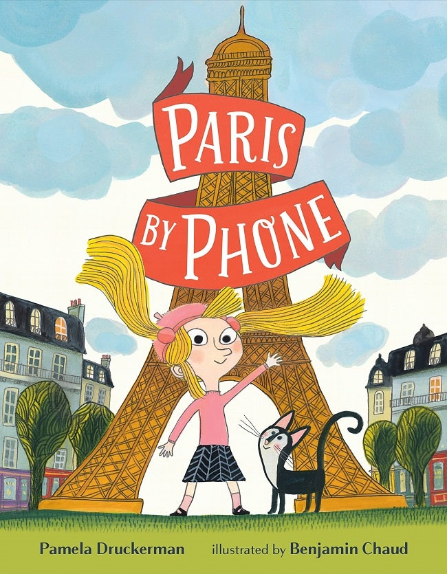 Paris by Phone: Pamela Druckerman's New Book for Children