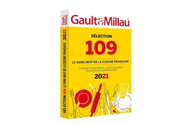 Le 109 by Gault&Millau: A New Guidebook Celebrates Culinary Talent