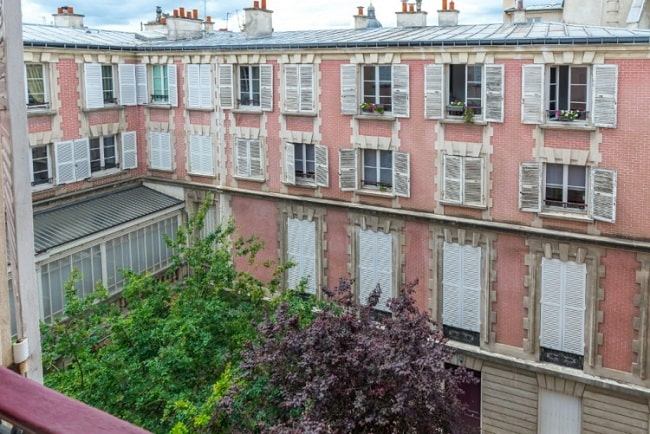 For Sale: 2-Bedroom in the Marais with Courtyard View