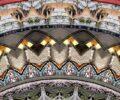 Kaleidoscope of Montmartre.