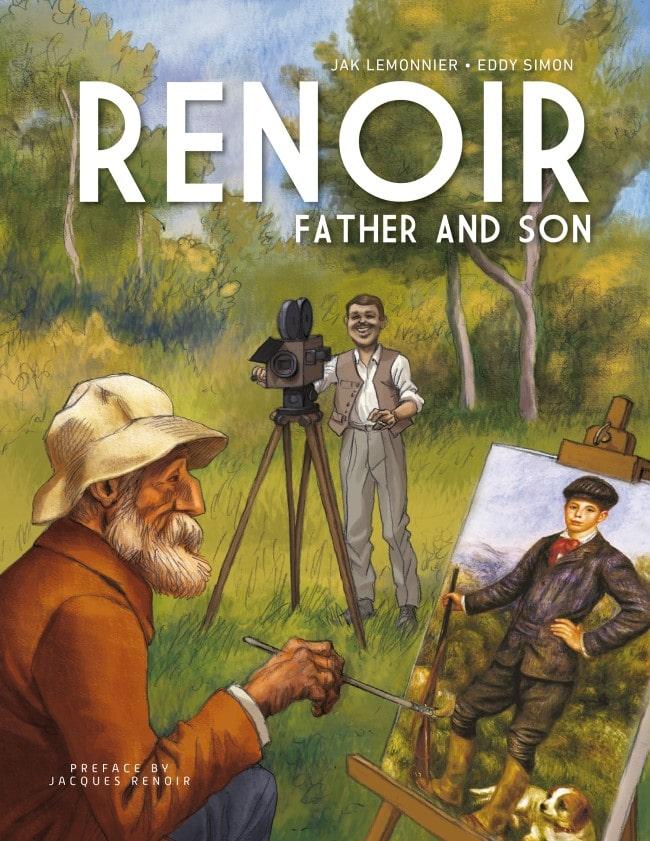 Transcribing Life Through Art: Renoir, Father and Son