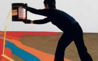 Female Abstract Painters at the Centre Pompidou Paris