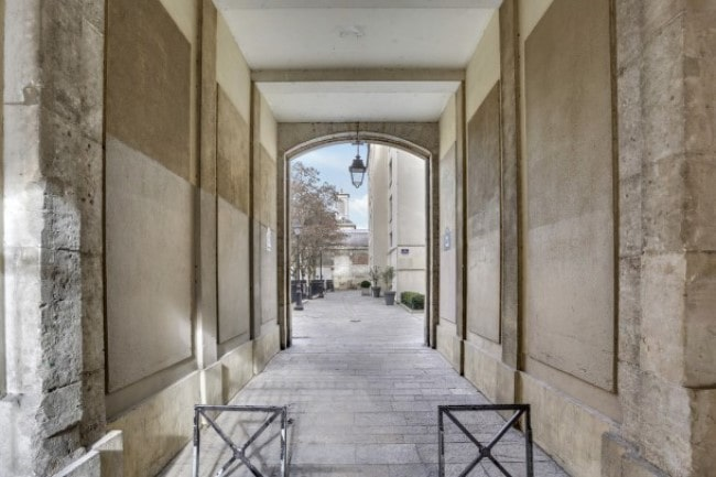 For Sale: Charming Two-Bed Apartment in the Marais with Parking
