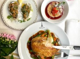 Table Talk: Paris Restaurant News in May...