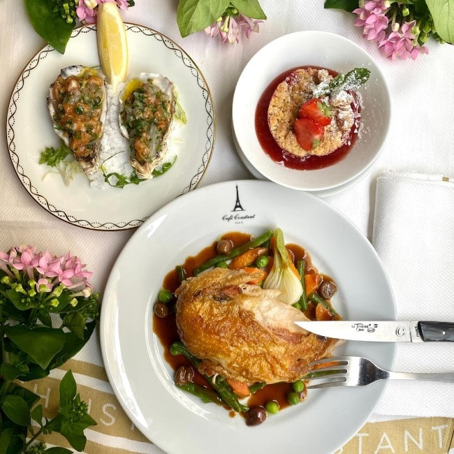 Table Talk: Paris Restaurant News in May