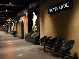 Metro Magic: Art and Transit Merge at Louvre-Rivol...