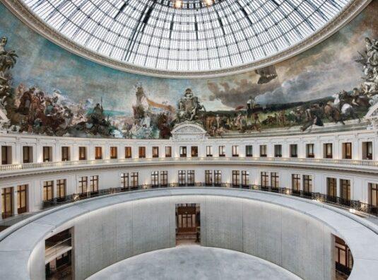 The Bourse de Commerce- Pinault Collection Opens T...
