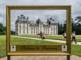 The Chateau de Cheverny and its Secret Role in an ...