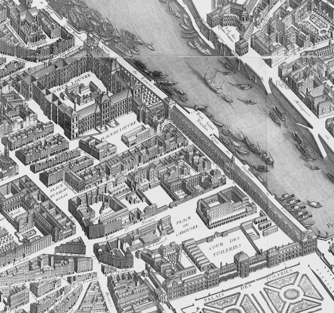 The Lost Palace of the Tuileries