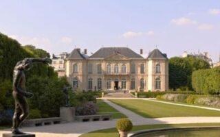Picasso-Rodin Exhibition in Paris