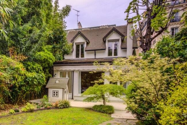 For Sale: Stunning Three-Bed Villa in Paris