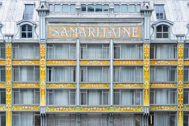 The Return of La Samaritaine