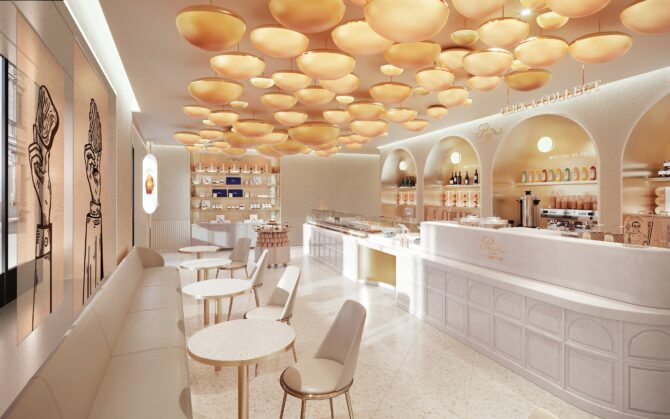 A Temple to Pastry at the New Ritz Paris Le Comptoir