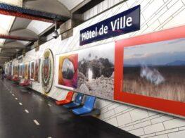 Metro Magic: Hôtel de Ville Offers Treasures in t...