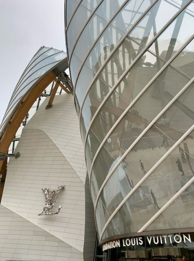 Collection Pinault and Fondation Louis Vuitton: A Different Vision of Architecture