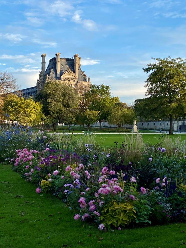 My Paris: Interview with Garden Expert Amy Kupec Larue