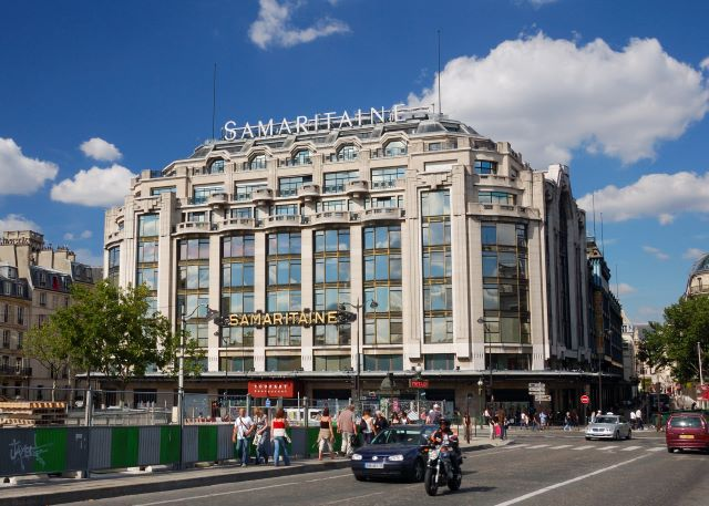 La Samaritaine: The Story Behind the Legend