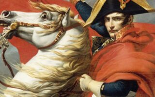 L'Exposition Napoleon by the Grand Palais