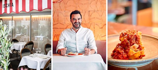 Cyril Lignac's New Italian Restaurant and More Paris Food News