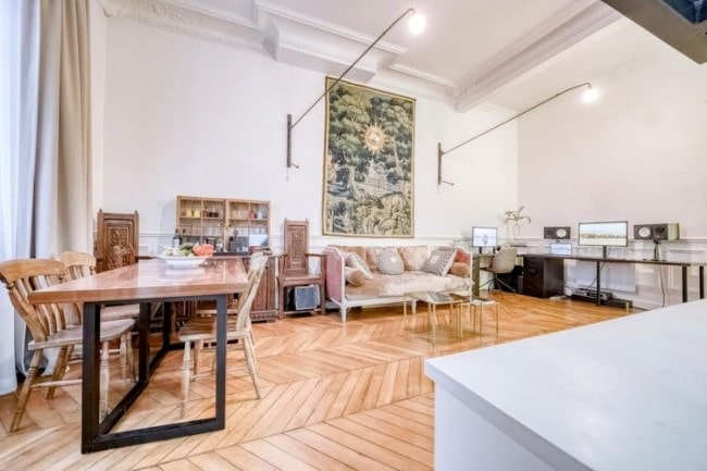 For Sale: Beautiful Apartment in the 17th Arrondissement