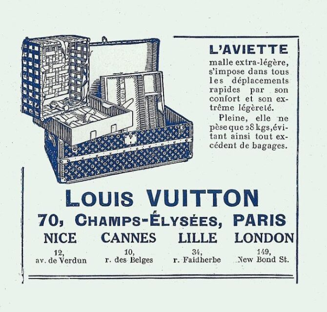 5 Fun Facts About Louis Vuitton