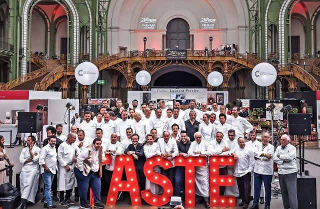 Taste of Paris 2021 at the Grand Palais Éphémère