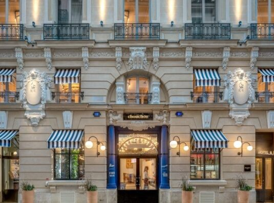 Chouchou Hotel: Where to Stay in the Opera Distric...