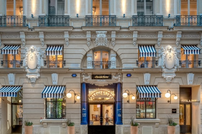 Chouchou Hotel: Where to Stay in the Opera District