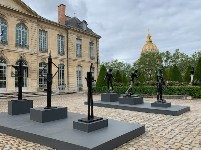 Picasso and Rodin: So Different and Yet So Alike