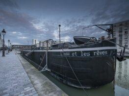 Dockside Destinations: Péniches in Paris...
