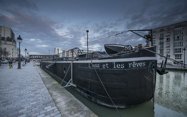Dockside Destinations: Péniches in Paris